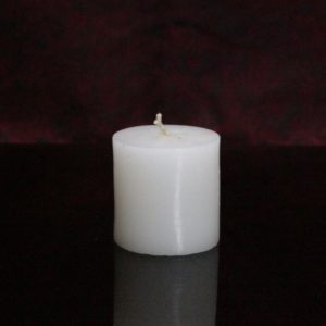 White pillar perfumed 2×2""