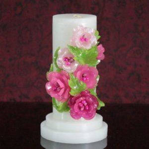 """Wild rose pink 2×5"""""""
