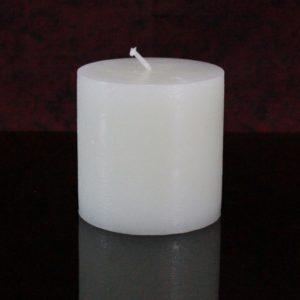 "white pillar perfumed 3×3"""