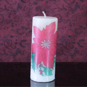 "2×5"" Battery candle"